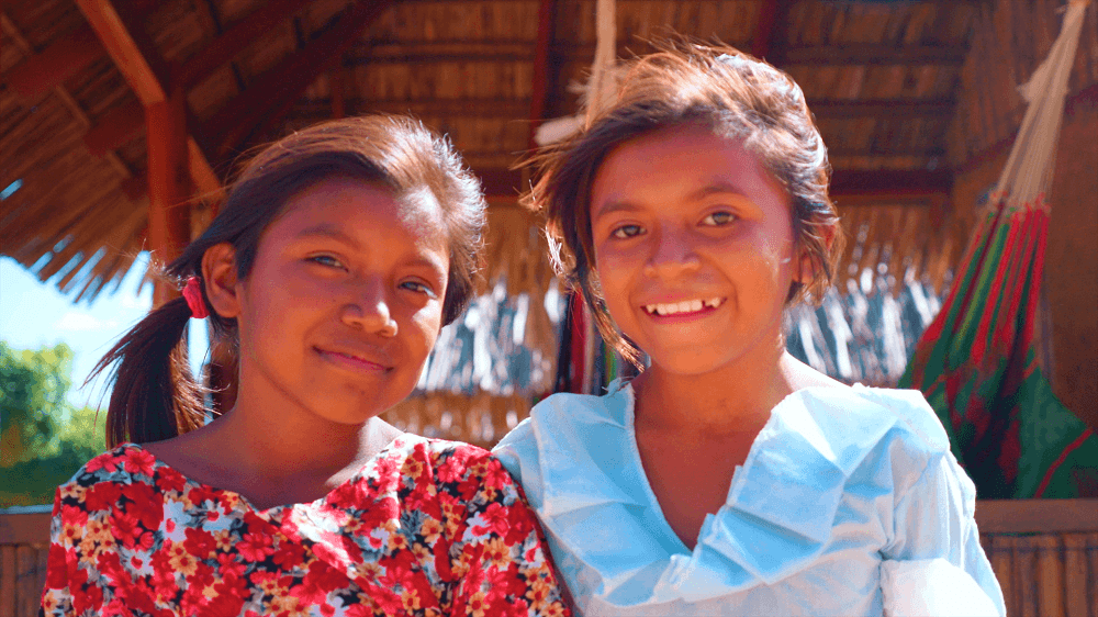Infos pratiques - Enfants Guajira