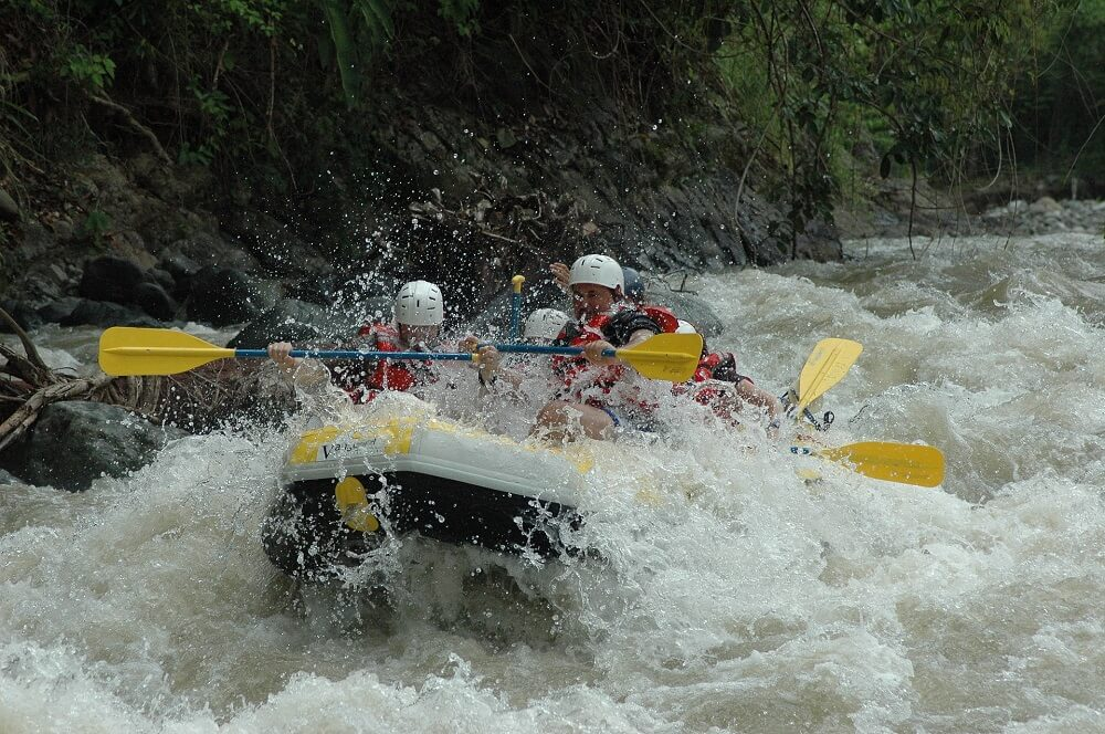 Circuit Aventure - Rafting San Gil