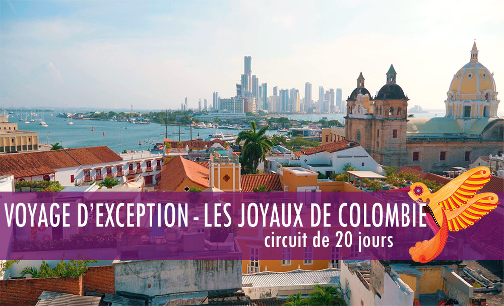Circuit Exception - Colombia Infinita, agence de voyage en Colombie