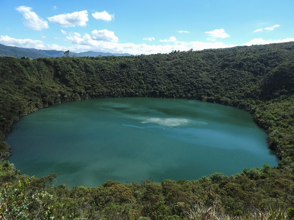 Circuit Historique - Lac de Guatavita