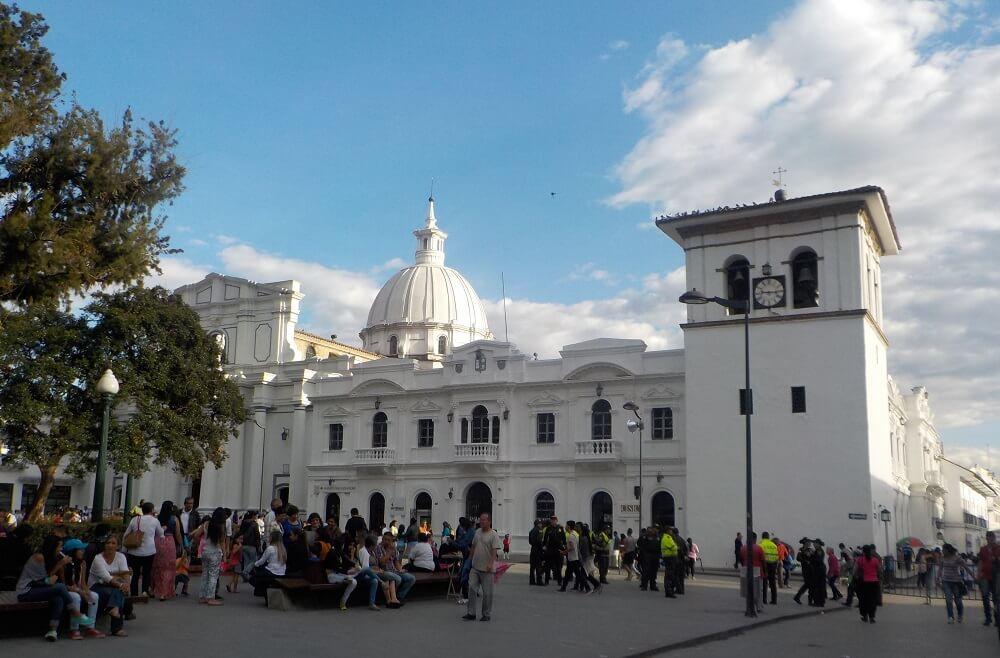 Circuit Historique - Popayan Cathédrale