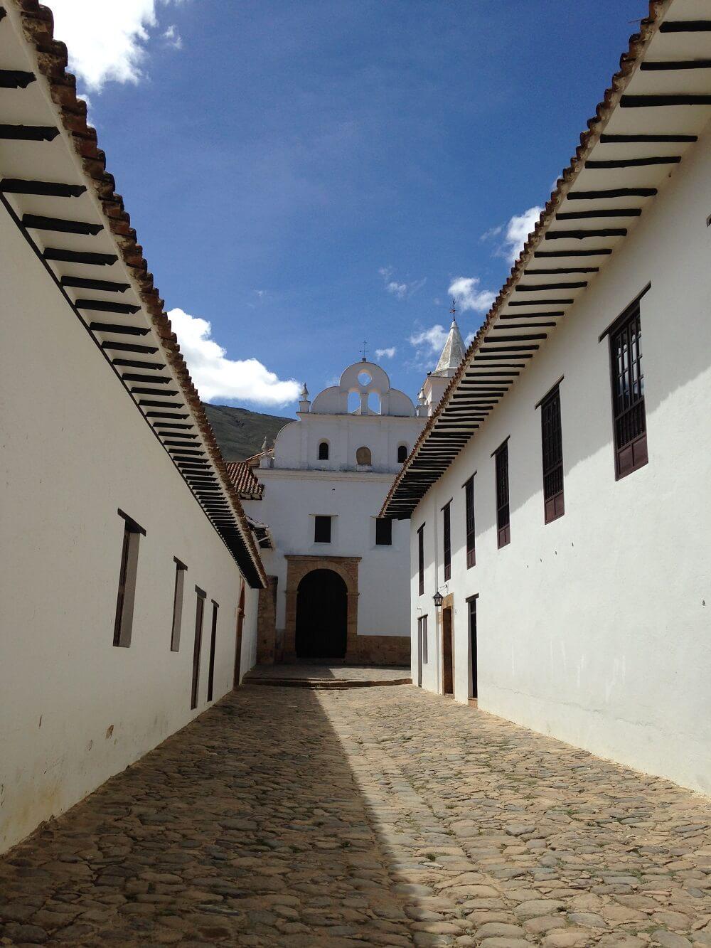 Circuit Historique - Villa de leyva