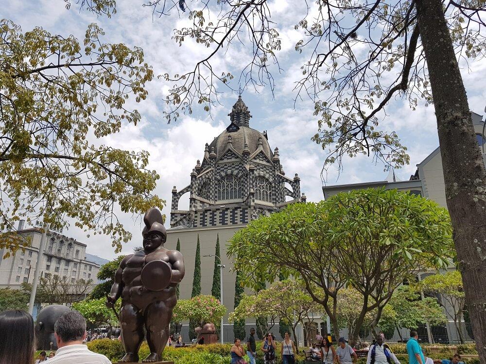 Circuit Incontournables - Plaza Botero Medellin
