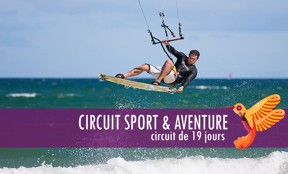 Circuit Sport et Aventure - Colombia Infinita, agence de voyage en Colombie