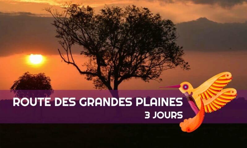 Destination - Route des Grandes Plaines