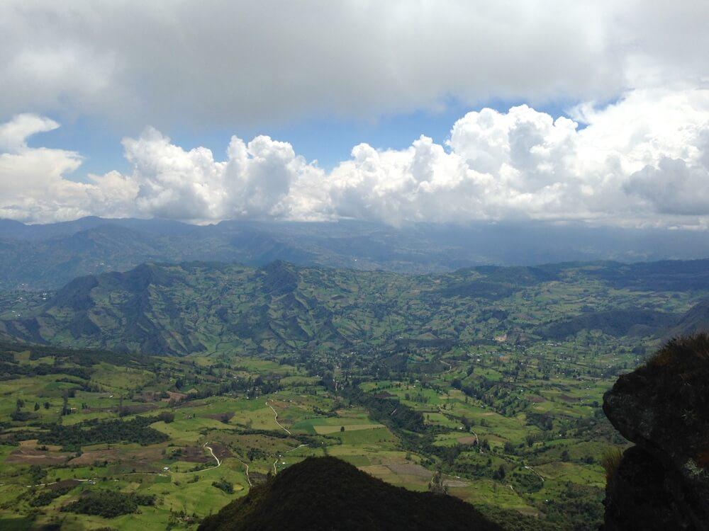 De Paramo a Bogota