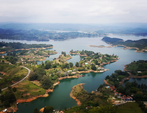 Les alentours de Medellín