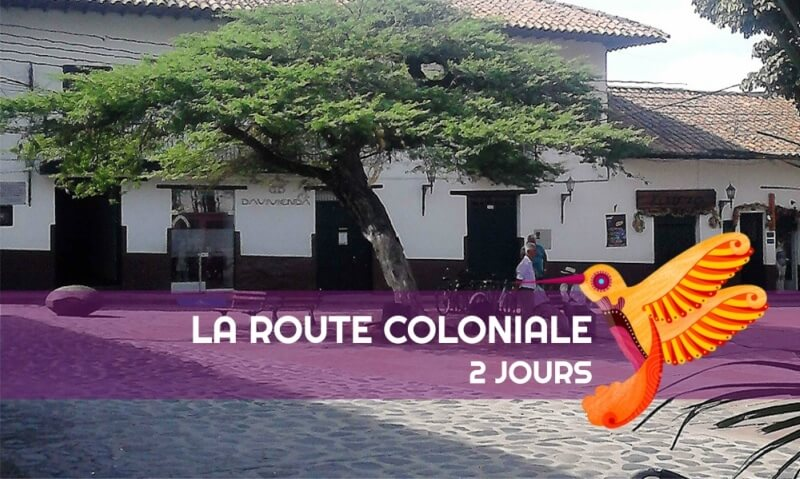 Route Coloniale