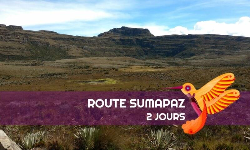 Route de Sumapaz