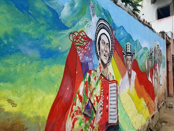 San Jacinto étaient des aborigènes de culture Zenu