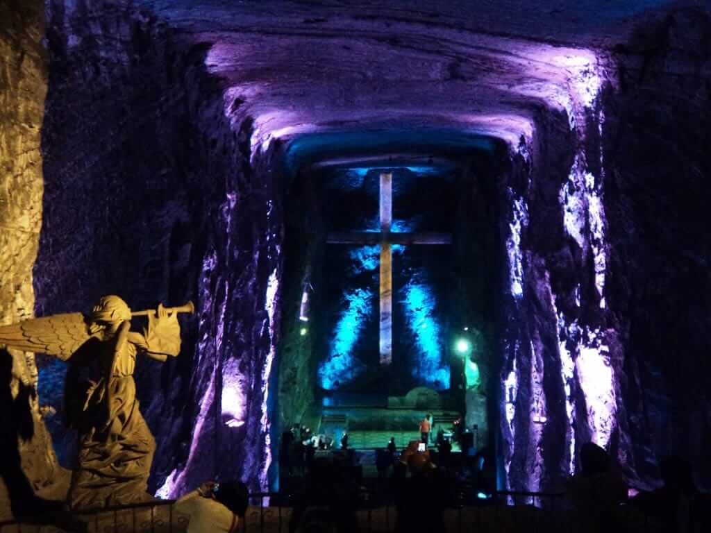 Tour Cathédrale de Sel Guatavita
