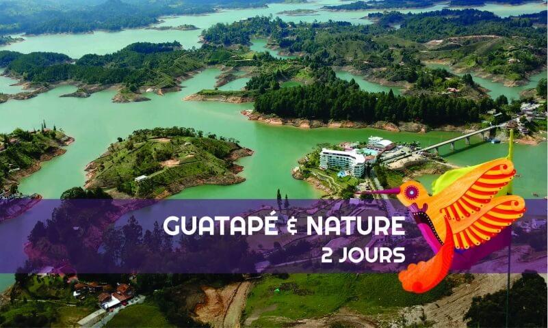 Tour Guatapé et Nature