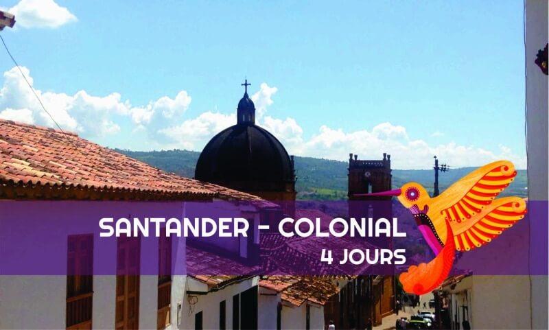 Tour Santander Colonial