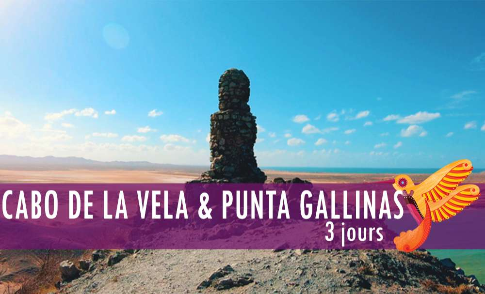 Vignette - Cabo de la Vela & Punta Gallinas
